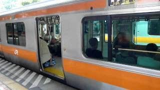 赤塚不二夫会館最寄り駅の青梅駅のご当地発車メロディ 2番線仕様.