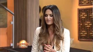 Levántate | Entrevista Leryn Franco 1 | Telemundo