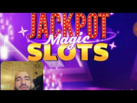 JACKPOT MAGIC SLOTS Vegas Casino & Slot Machines | Mobile Game Android Ios Gameplay Youtube YT Video