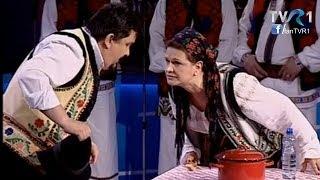 """Floarea şi Gheorghe: """"Surdul nu aude, dar le potriveşte"""" :)"""