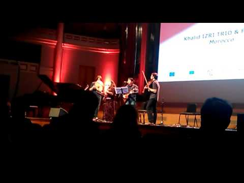 Morocco music Brussels BOZAR 18 Nov 2015