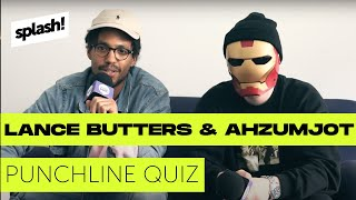 Lance Butters & Ahzumjot im Punchline Quiz - WHO DAT?! (Archiv)