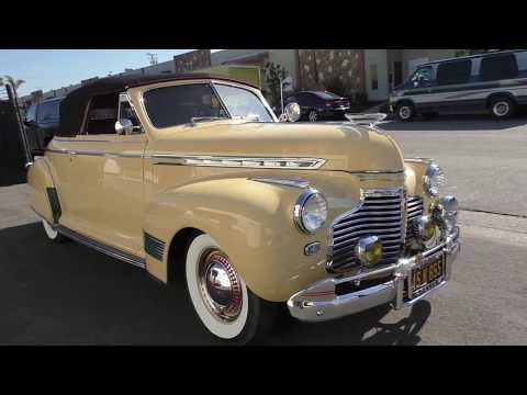 """1941 Chevrolet Special Deluxe Cabriolet """"Hershey AACA 1st & Senior"""" (SOLD)"""