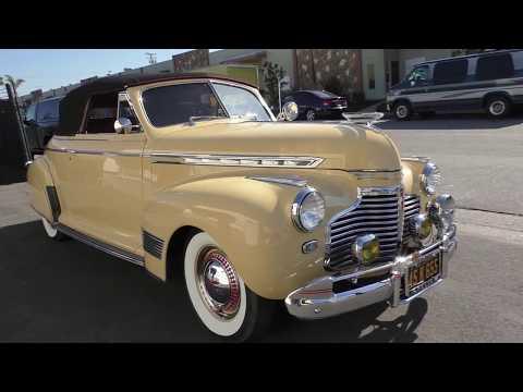"1941 Chevrolet Special Deluxe Cabriolet ""Hershey AACA 1st & Senior"""