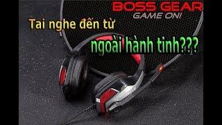 Tai nghe Gaming Kotion Each G5300 chất lừ với thiết kế bọc kim loại!