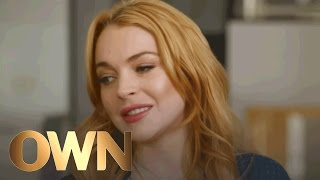 Lindsay Lohan Admits to Stumbling On Her Road to Recovery | Lindsay | Oprah Winfrey Network