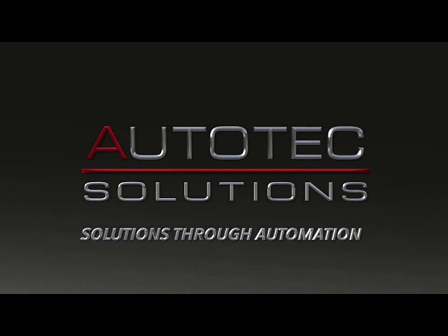 Robotic Pick & Place | Infeed | Autotec Solutions
