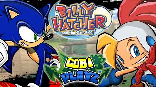 Cobi Playz: Billy Hatcher & the Giant Egg
