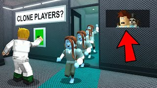 President Was CLONING Bloxburg Players.. I Had To Stop Him! (Roblox)