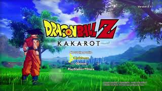 Dragon Ball Z Kakarot : Finissons ce jeu ! [Partie 1]