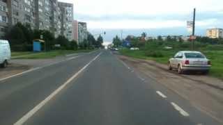 27.05.2013. г. Щербинка - г. Домодедово
