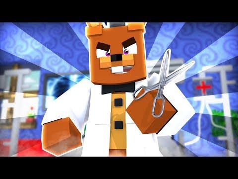 Doctor Freddy Fazbear ?! | Minecraft FNAF Roleplay
