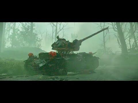 Zombie Army 4 Schweiger's Revenge-Destroy The Zombie Tank Walkthrough