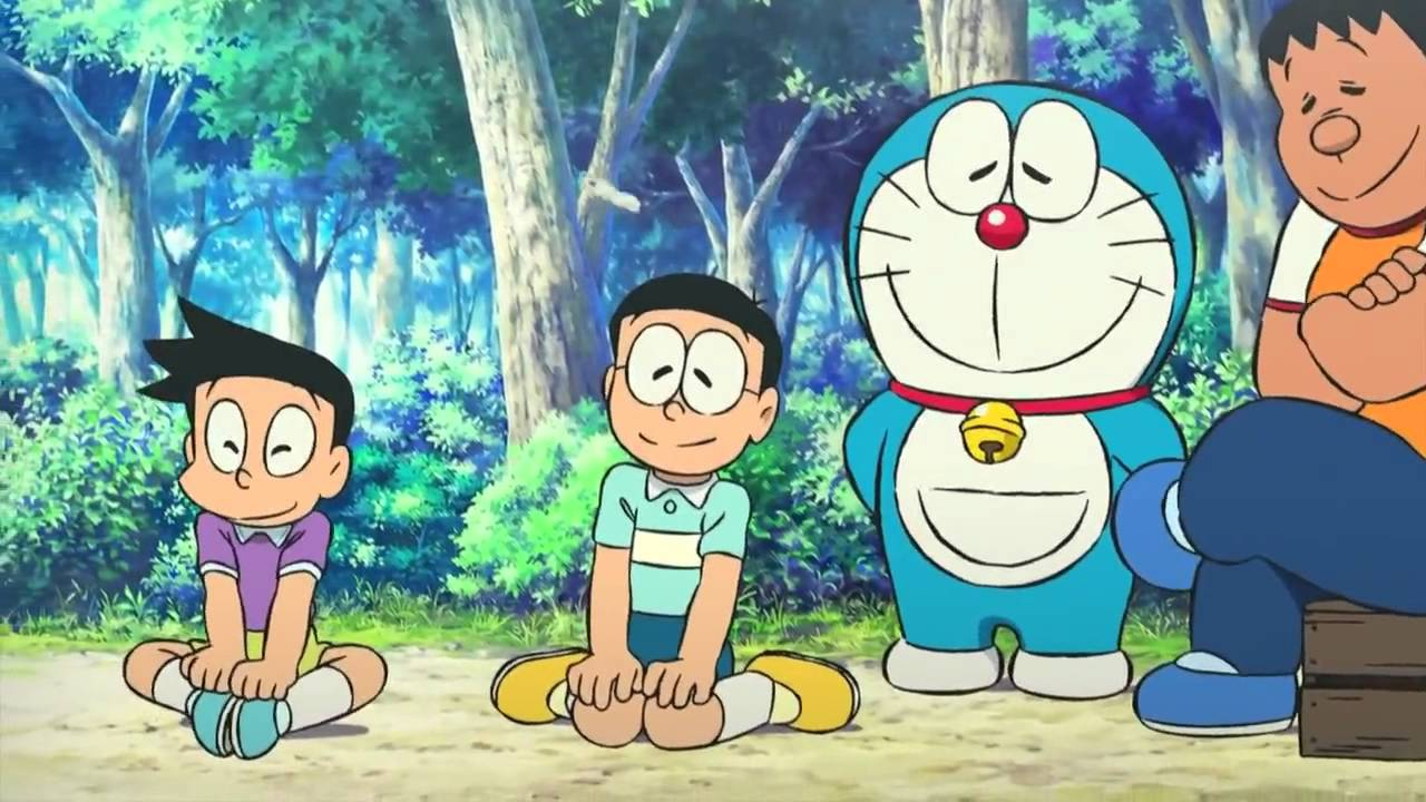 Doraemon nobita and the new steel troops angel wings 2011 1 youtube.