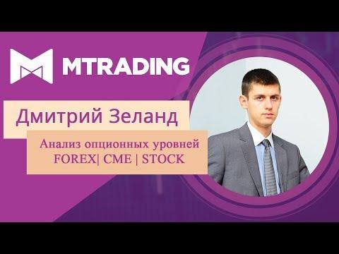 Анализ опционных уровней 25.10.2019 FOREX | CME | STOCK