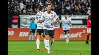 Gol de Danilo Avelar - Corinthians 2 x 1 Sport - Narração de Fausto Favara