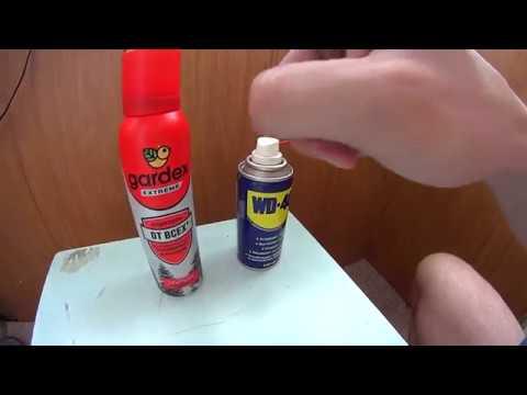 Как уничтожить ос в труднодоступных местах - How to get rid of wasps