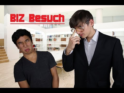BIZ Besuch | Berlin Life