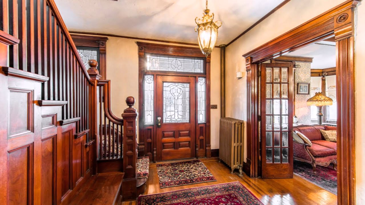 Historic homes for sale in canton ohio youtube for Home builders in canton ohio