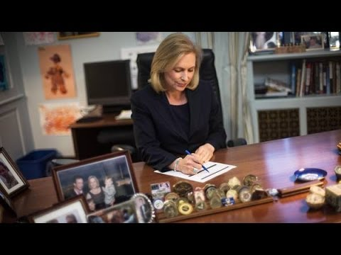 Senator Kirsten Gillibrand: In Her Words