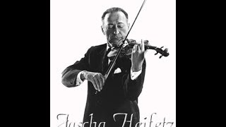 Яша Хейфец: Скрипач от Бога