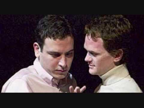 Neil Patrick Harris and Josh Radnor's Date (The Paris Letter) Ted