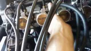 BMW M42 E36 First start with e85