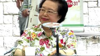 Publication Date: 2016-10-23 | Video Title: 明日之星:保良局馬錦明中學學生發問(2016-10-23 城