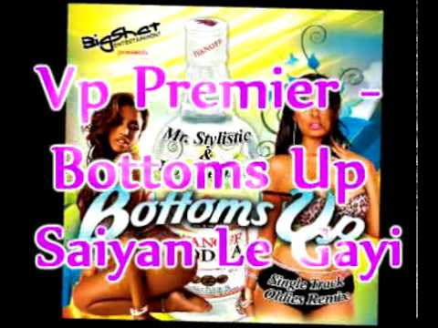Vp Premier - Asha Bhosle - Saiyan Le Gayi Jiya Remix - Ek Phool Do Mali - Bottoms Up