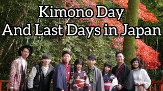 Last Day in Japan (Osaka Kyoto Trip) SAD :(