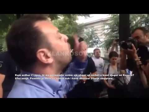 Nuk ndëshkohet njeriu që pengoi shkuarjen e Jahjagës në Beograd - 22.06.2017 - Klan Kosova