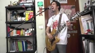 Rolling Stones - Wild Horses (cover by Federico Borluzzi) - HD