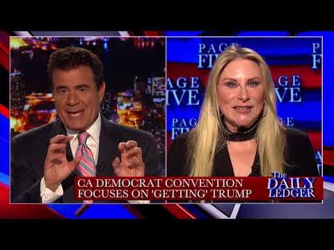 Radio Talk Show Host, Victoria Taft, on the Democrat Agenda in the Golden State
