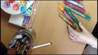 видео Как сделать плакат на день рождения своими руками