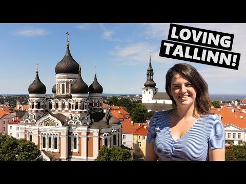 Tallinn Estonia: Europe's Fairytale Capital