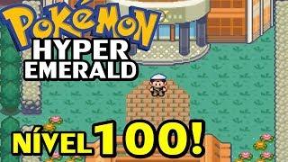 Pokémon Hyper Emerald 807 (Detonado - Parte 27) - TREINAMENTO NÍVEL 100!