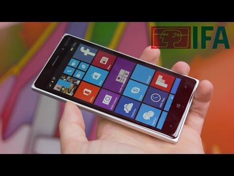 Nokia Lumia 830 (IFA 2014)