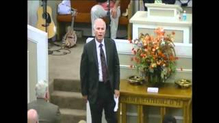 Bro. Mike Norman - Samson
