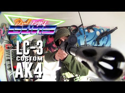 RFG - Swedish AK4 custom made out of a LC3 part 1