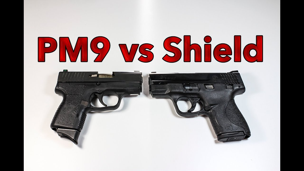 M And P Shield Vs Xds Smith & Wesson M&a...
