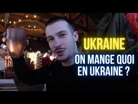 VODKAA, UN DÉJEUNER TYPIQUEMENT UKRAINIEN !