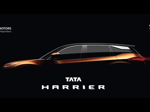 Tata Harrier - All You Need To Know !!
