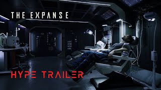 The Expanse - Hype Trailer