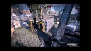 Баги в Warface 4 выхода за карту КРЕПОСТЬ