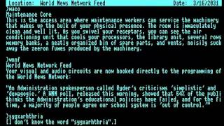 C128 COMMODORE 128 A Mind Forever Voyaging 1985 Text Adventure Infocom Side A + B