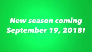 SGSA Season 2 Coming September 19, 2018!