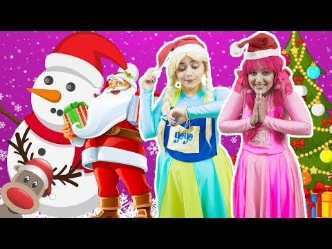 يويو ودودي وشجرة عيد الميلاد  - yoyo dodi christmas tree