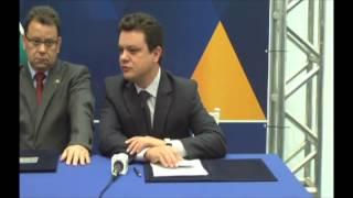 Reportagem da TV Câmara da participação dos Vereadores na inauguração da XCMG