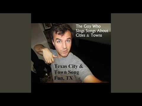 A Song About Beaumont, Texas