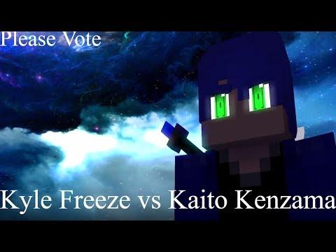 [PLEASE VOTE] Kyle Freeze vs Kaito Razer - MGB Battle Sneak Peek